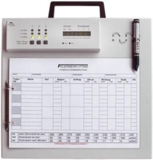 Atemschutzüberwachungstafel atur-L
